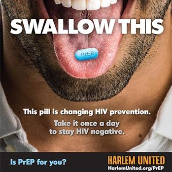 Swallow This! PrEP to prevent HIV