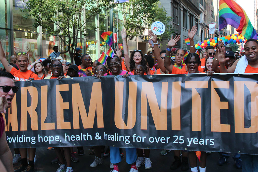 Harlem United at Pride