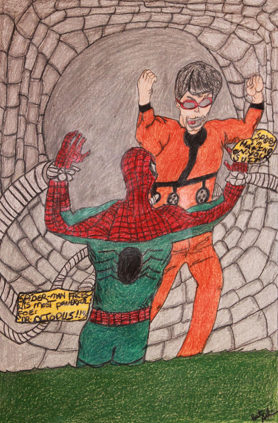 Soul Brotha Spider-Man